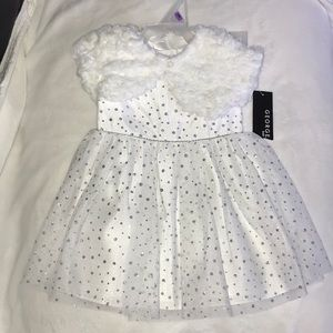 Baby girl dress brand new with tags